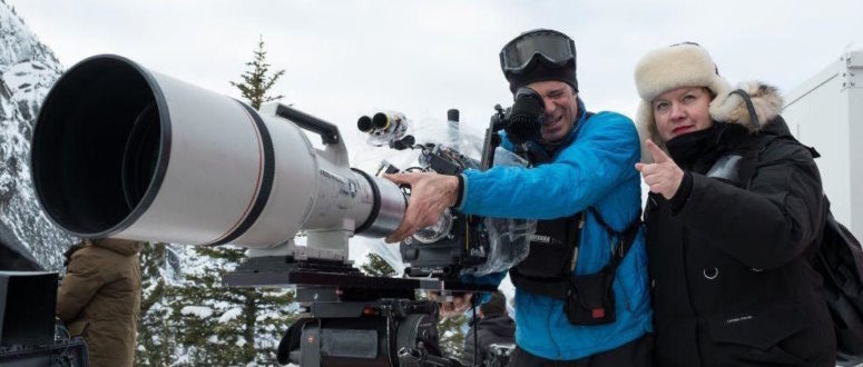 Join Mandy Walker ASC, ACS for Mountain Between Us Discussion