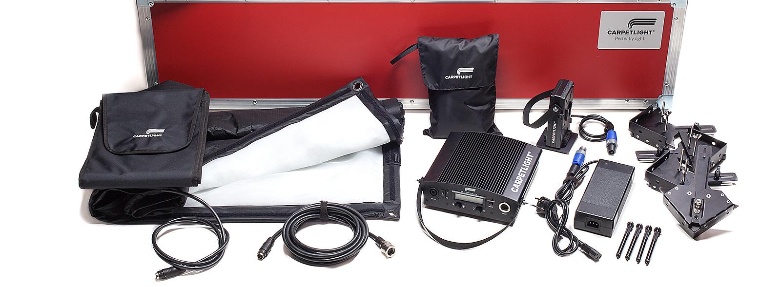Carpetlight 2000 Cl44 Complete Set Featured