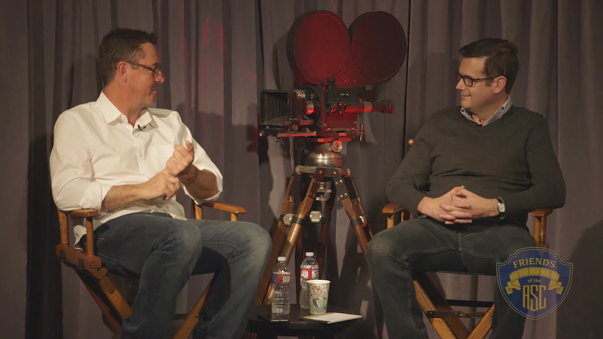 Coffee and Conversation with Greig Fraser, ASC, ACS - Part 1