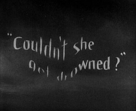drowned title card