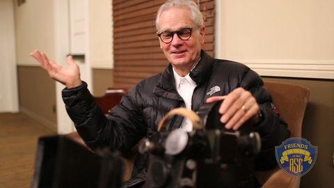 Caleb Deschanel Discusses His Camera In The Asc Museum Short Mp4 00 05 14 24 Still002