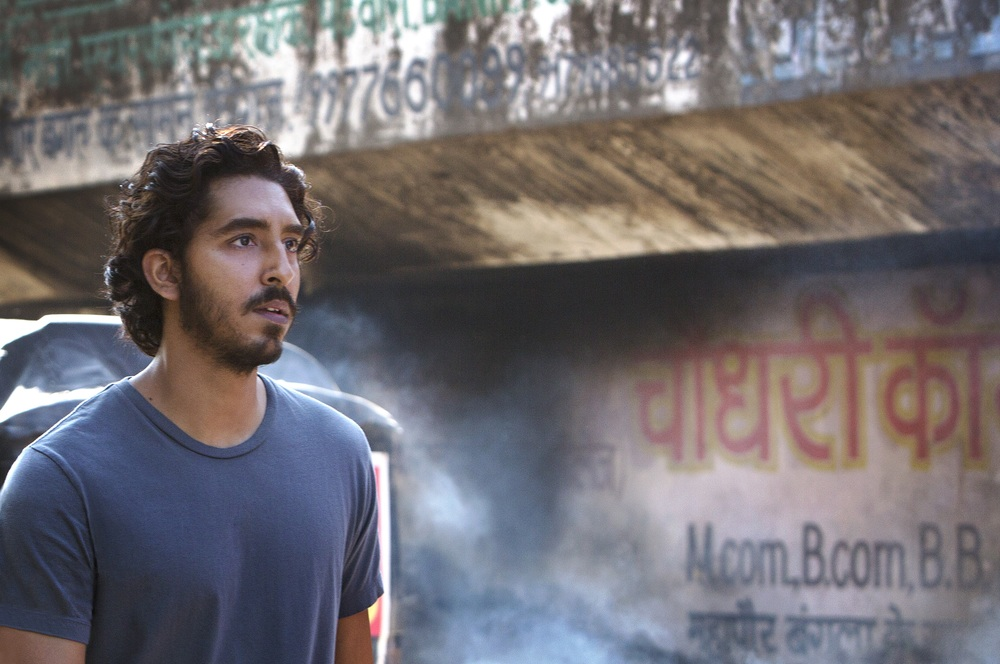Dev Patel stars in Lion, directed by...