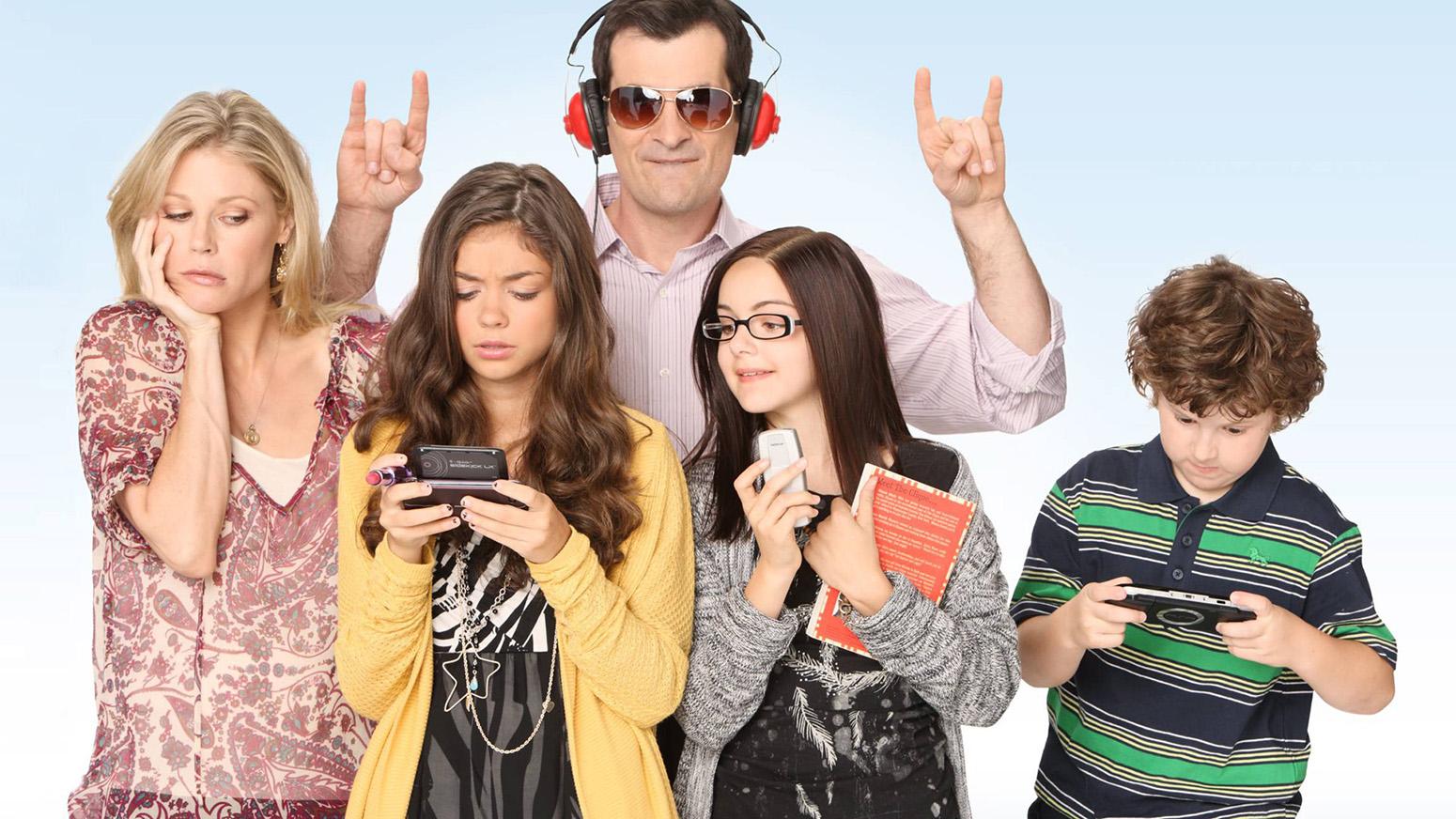 Modern Family (Credit: ABC TV)