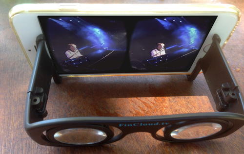 stereo images on iphone with fincloud glasses -thefilmbook-