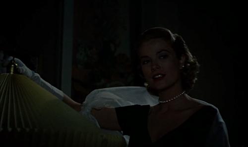 thefilmbook Rear Window Lisa lights