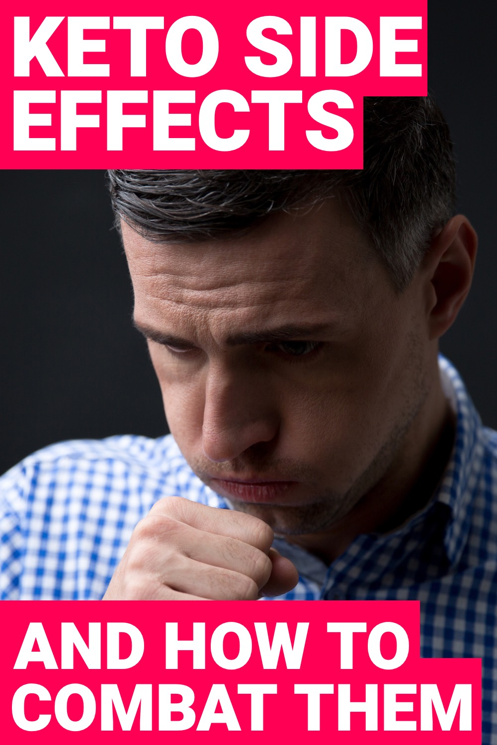 When you first start the ketogenic diet, your body will be going through a lot of changes. Because of this you should expect some side effect. Here are some keto side effects and how you can combat them.