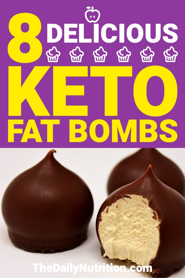When you're struggling to reach your daily macros of fats on the ketogenic diet, you need a quick solution. This is when fat bombs come into the equation. Here are 8 keto fat bombs you need to help you reach ketosis.