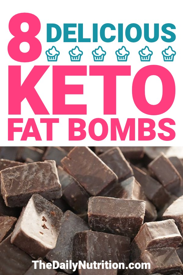 When you want to reach ketosis on the ketogenic diet, you need to make sure you hit your daily fats requirements. If you're struggling with that, you need fat bombs. Here are 8 keto fat bombs that are going to help you reach ketosis.