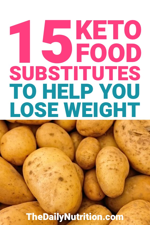 The ketogenic diet has you cut carbs in order to lose weight and fat. There are keto carb substitutes that are perfect on the keto diet, though. Here are 15 keto substitutes that proves this.