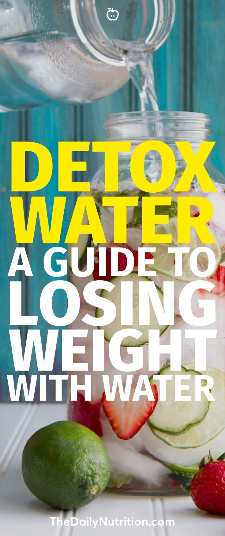 Drinking a detox water is a great way to cleanse toxins from your body and lose weight. They also taste great and are a great replacement for sugary drinks.
