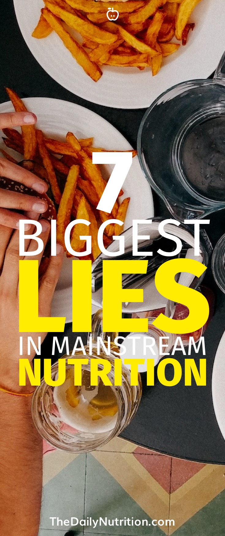 Understanding nutrition is important if you want to feel healthy. However, it's hard to separate truth from fiction. Here are 7 nutrition myths you can stop believing.