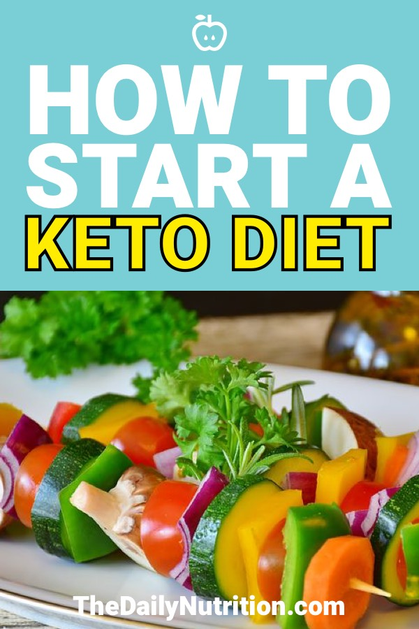 When you start the ketogenic diet, you want to do it the right way. Here is how to start the ketogenic diet so that you can successfully lose weight.