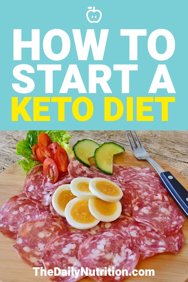 You can't just wake up one day and start the ketogenic diet without preparation. Here is how you can start the keto diet and successfully lose weight.