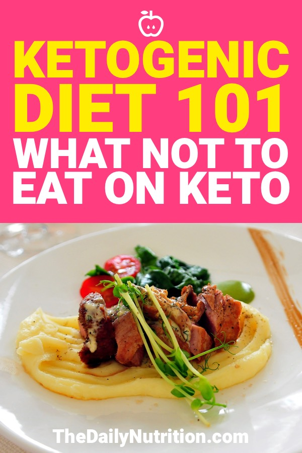 When you start the ketogenic diet, it'll be helpful to understand what foods are allowed. Here is what you cannot eat when you're trying to reach ketosis.