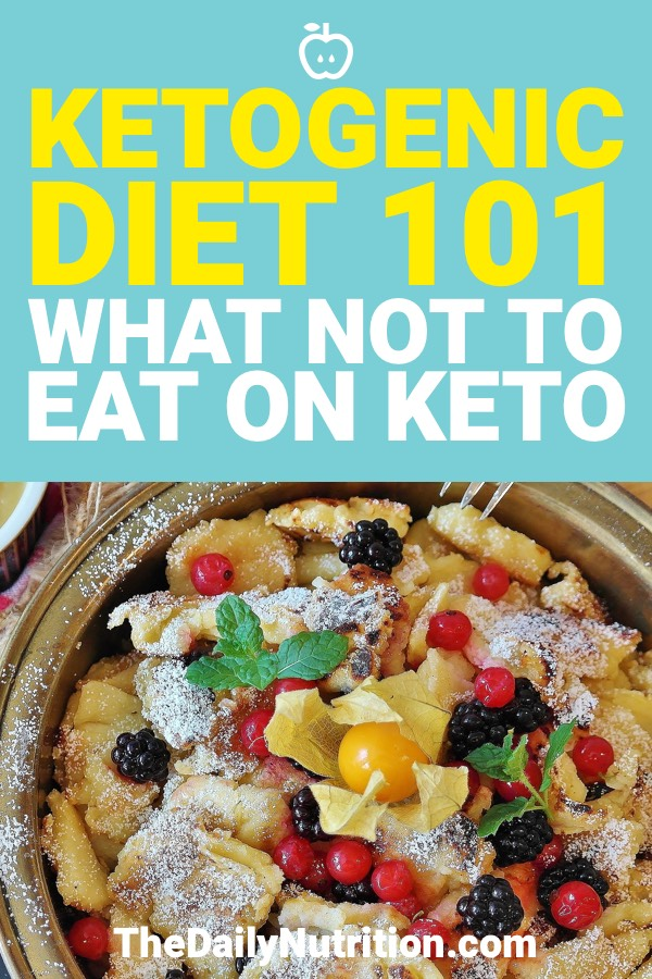 To reach ketosis on the ketogenic diet you need to understand what foods you can and cannot have. Here is what you can't have on the keto diet.