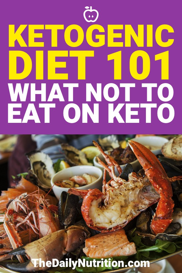 The ketogenic diet allows you to have a lot of foods, but there are foods you can't have either. Here are the foods that you cannot have when you're trying to reach ketosis.