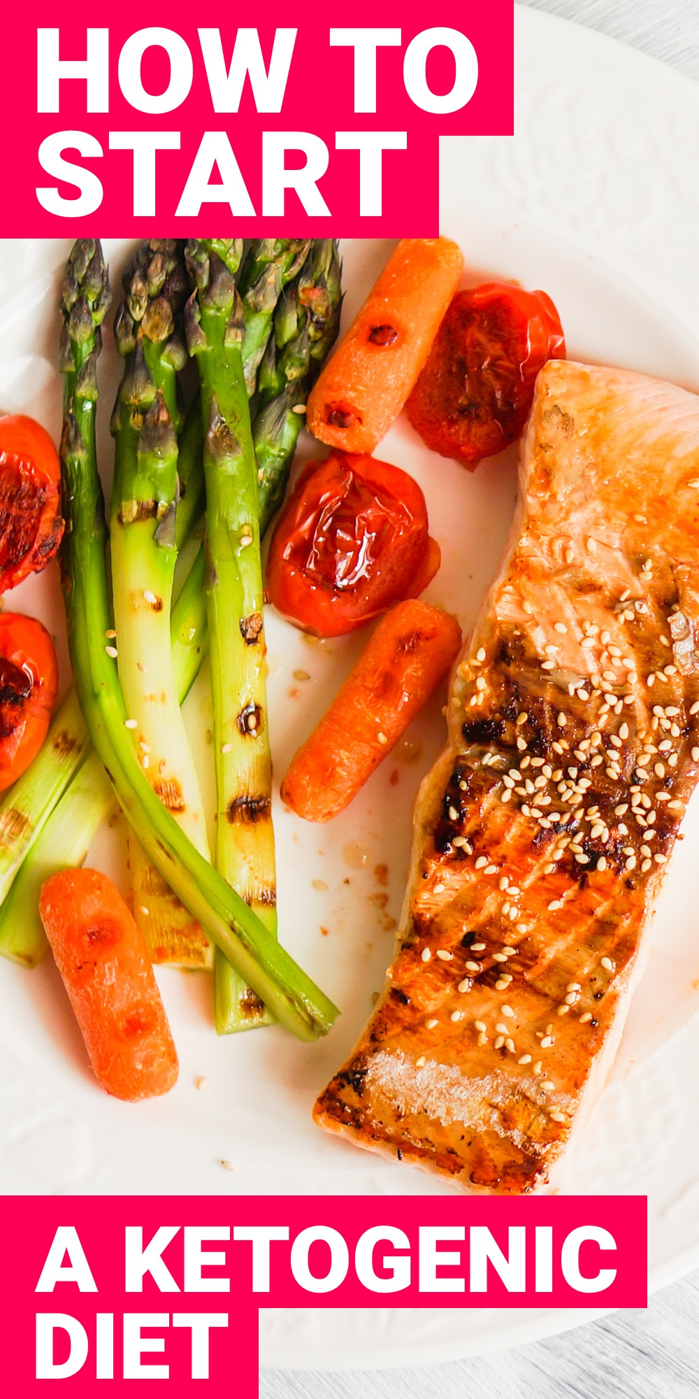 When you start a ketogenic diet, you need to know how to start it off right. Here is how to start a keto diet to successfully lose weight.