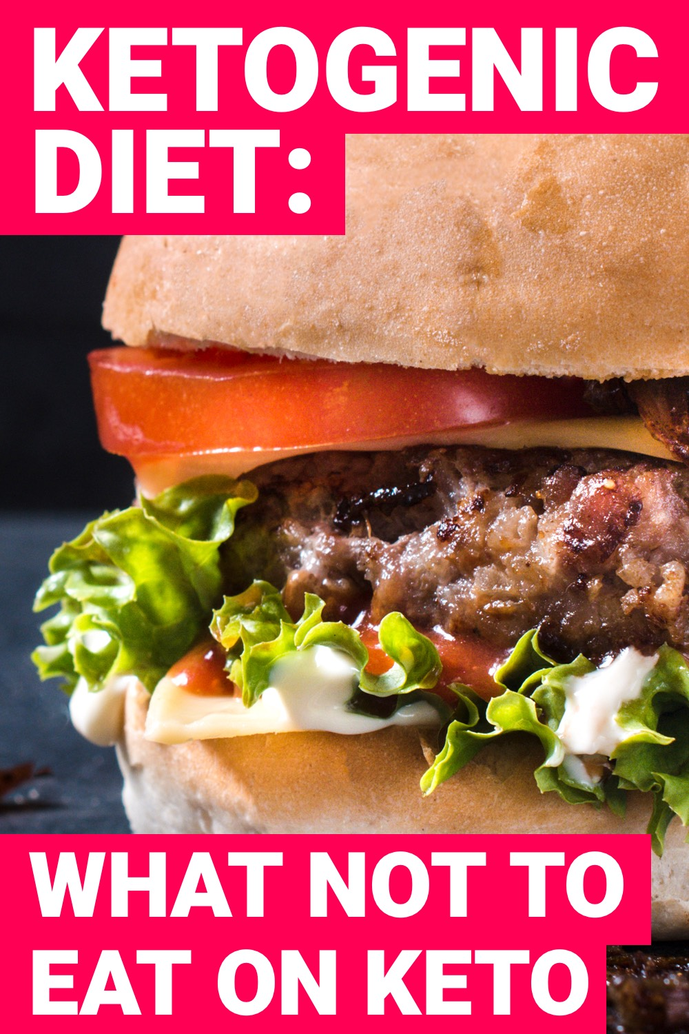 When you start the ketogenic diet, you need to figure out what to eat. Here is what you cannot eat when you're trying to reach ketosis.