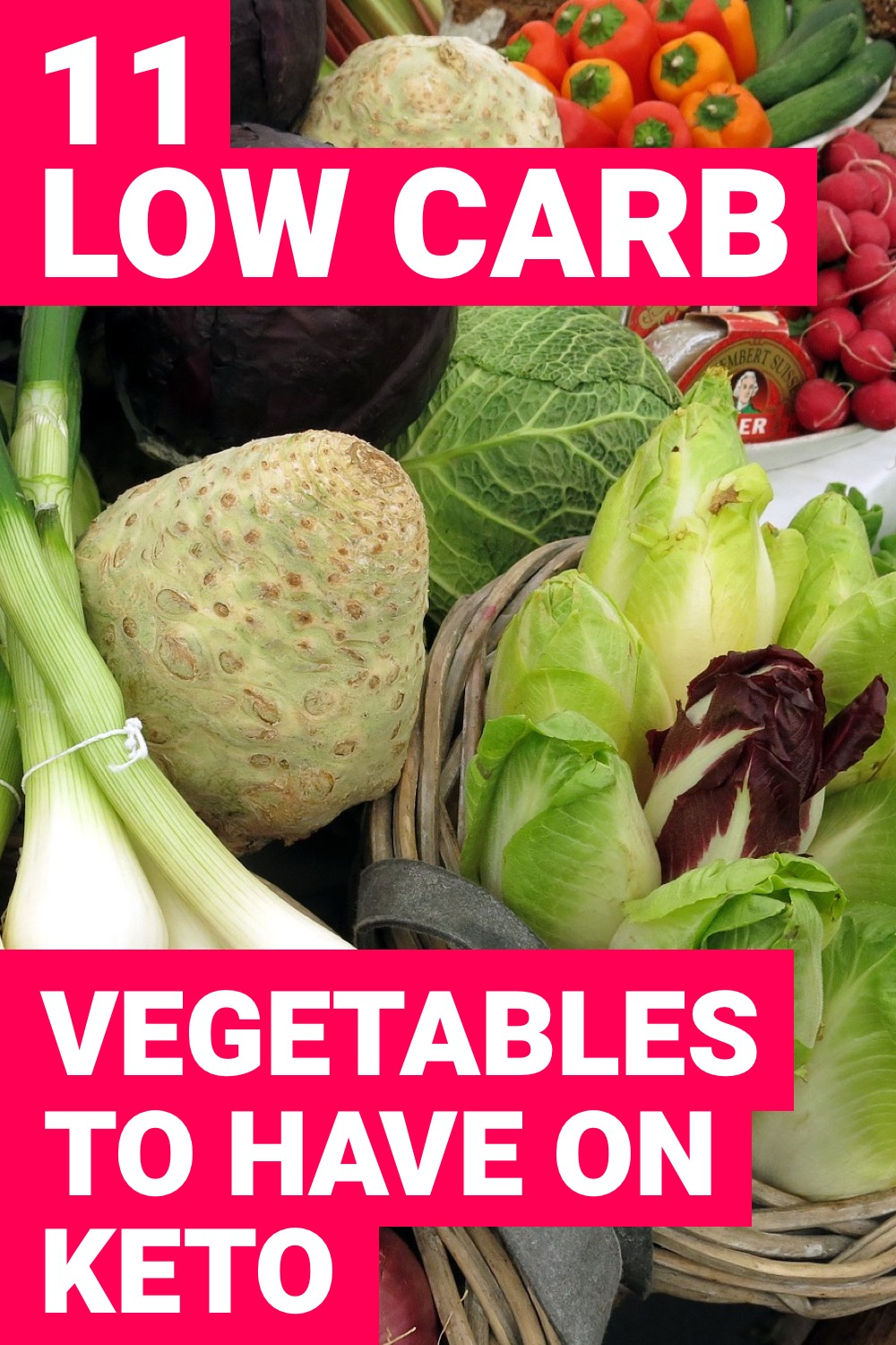All vegetables have some amount of carbs but that doesn't mean you avoid them when doing keto. Here are the keto-safe vegetables you should include in your meals.