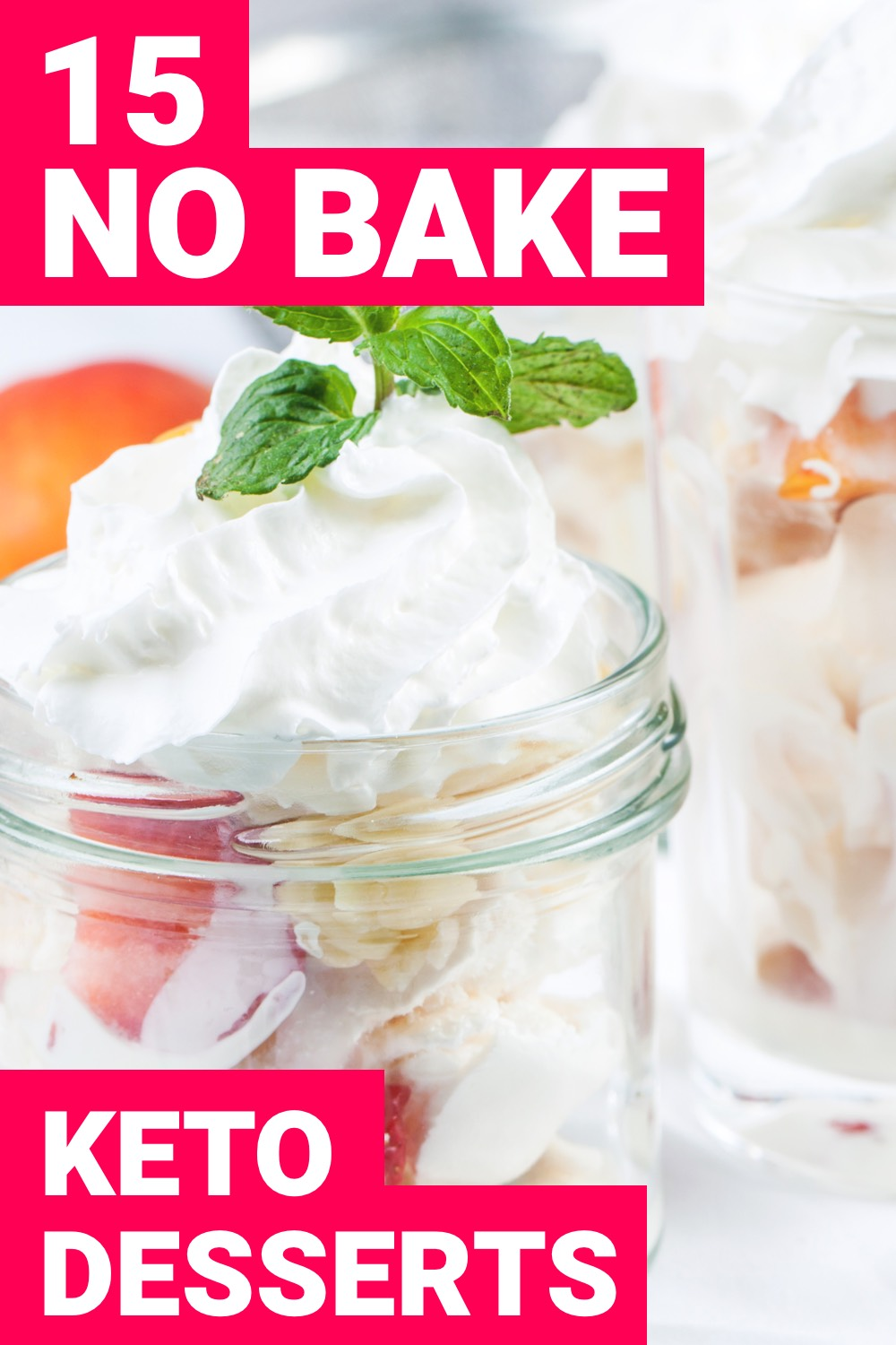 Doing keto? Want some sweets? Then these keto desserts are perfect for you.