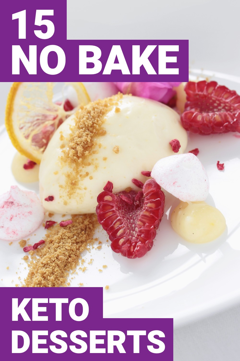 The ketogenic diet is great because of the variety of foods that you get to eat. If you're ready for keto then check out these keto desserts.