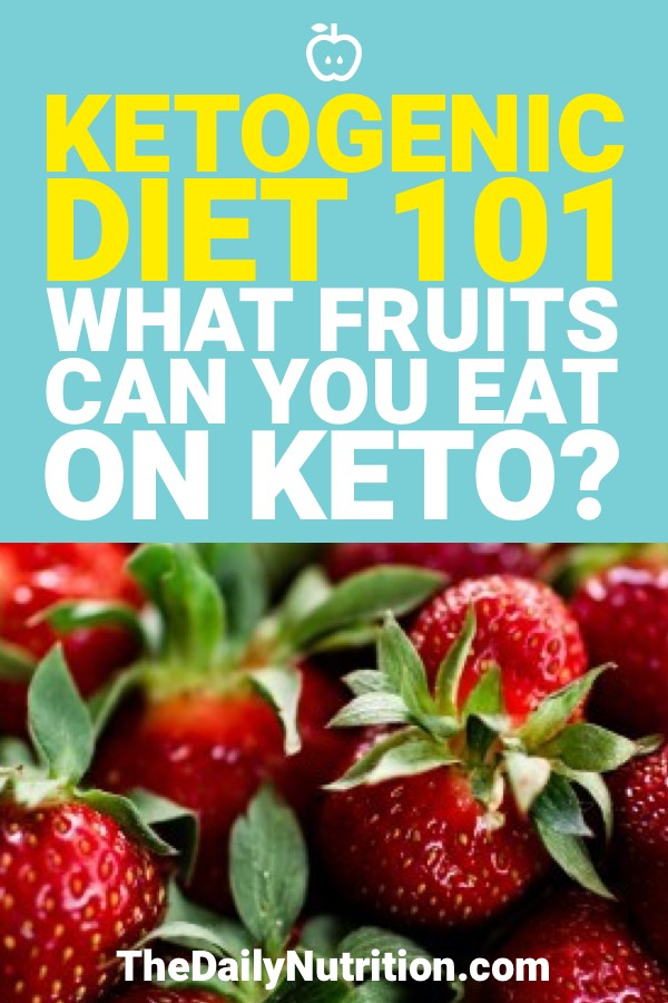 Can you eat fruit on the ketogenic diet? It depends. Here are some of the great fruits that you can have on keto.