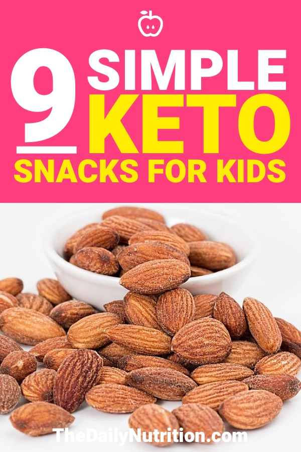 If you are trying to show your kids the ketogenic ways, then you need to make sure they try these 9 keto snacks.