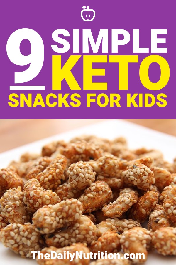 When you are bringing the ketogenic diet into your family's life, the biggest struggle might be dealing with your kids. These 9 keto snacks are a good introduction to the ketogenic diet for them.