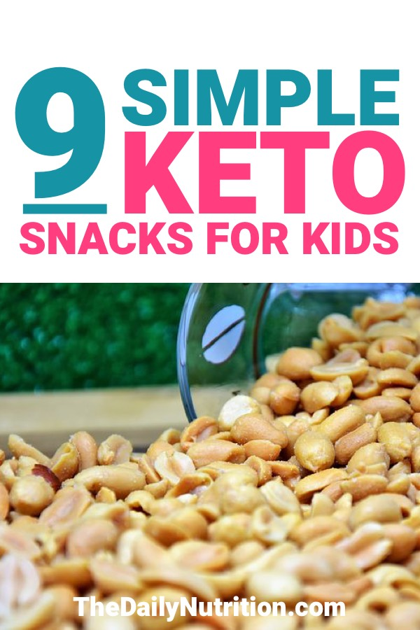 Keto diets are great for anybody, even children. Getting them to eat healthy can be hard, though. These 9 keto snacks are going to help ease them into the ketogenic lifestyle.