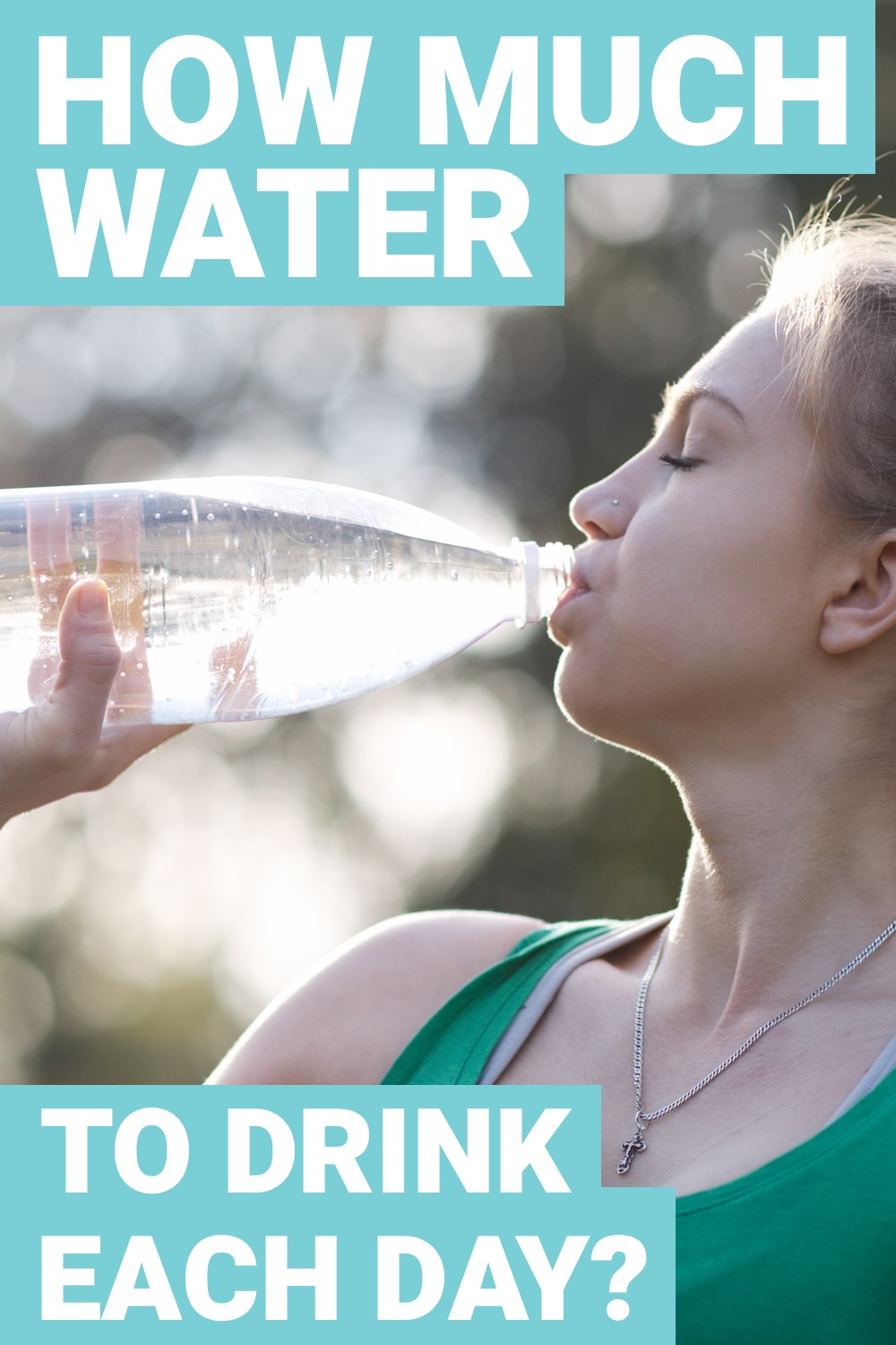 Everyone needs to stay hydrated. How much water should you drink per day? Find the answer here.