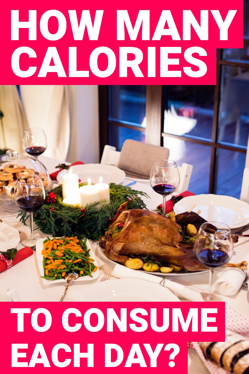 Counting calories are a big part of weight loss. How many calories should you eat per day to lose weight? Here you can find out.