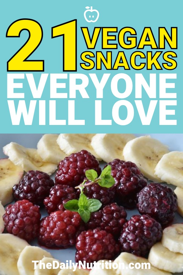 If you're looking for vegan snack ideas, look no further. Here are 21 healthy vegan snacks that are going to taste delicious.