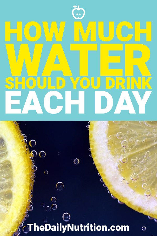 There is always a debate about how much water you should drink per day. Here, you'll be able to find out the answer.