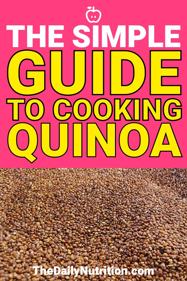 Quinoa is a healthier alternative to rice. Have you ever wondered how to cook quinoa? Find out here.