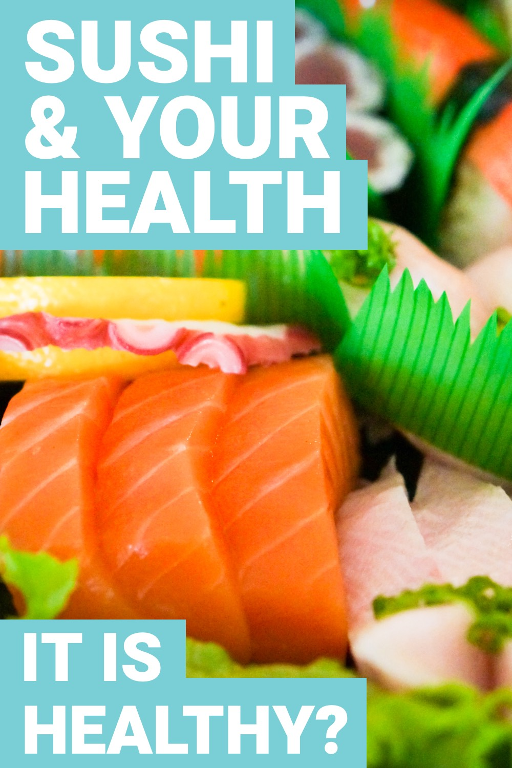 If you're wondering whether or not sushi is healthy for you, we have the answer. Here you'll find out if sushi is really healthy.