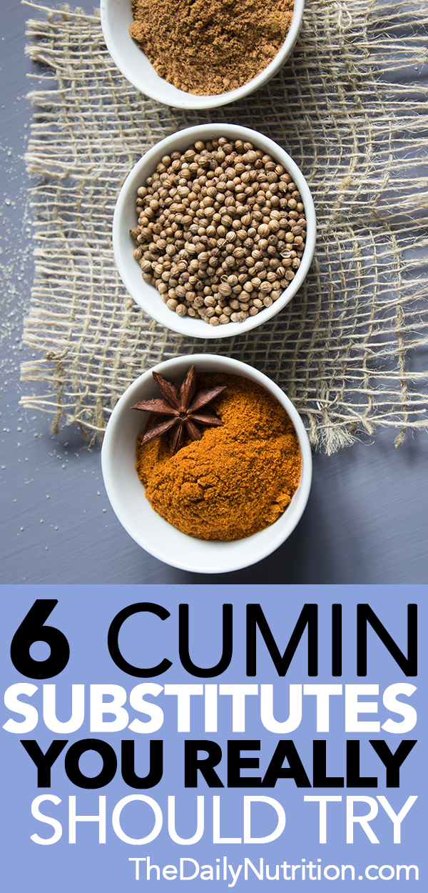 Cumin is used in tons of recipes worldwide. However, we may not always have cumin when we need it. Here are 6 cumin substitutes for when you need them.