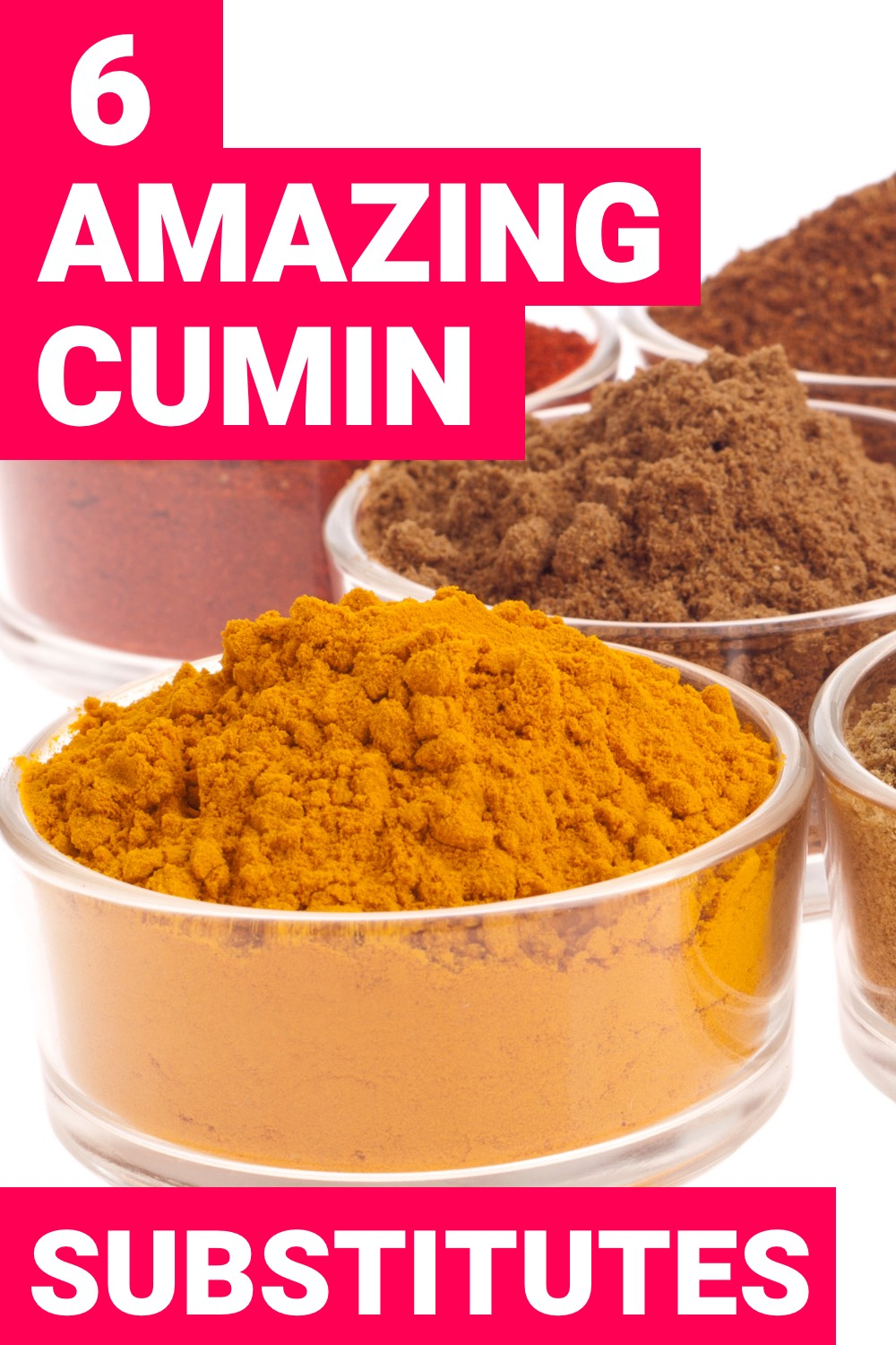 For one reason or another you may need a cumin substitute. Well, here are 6 cumin substitutes for when you need them.