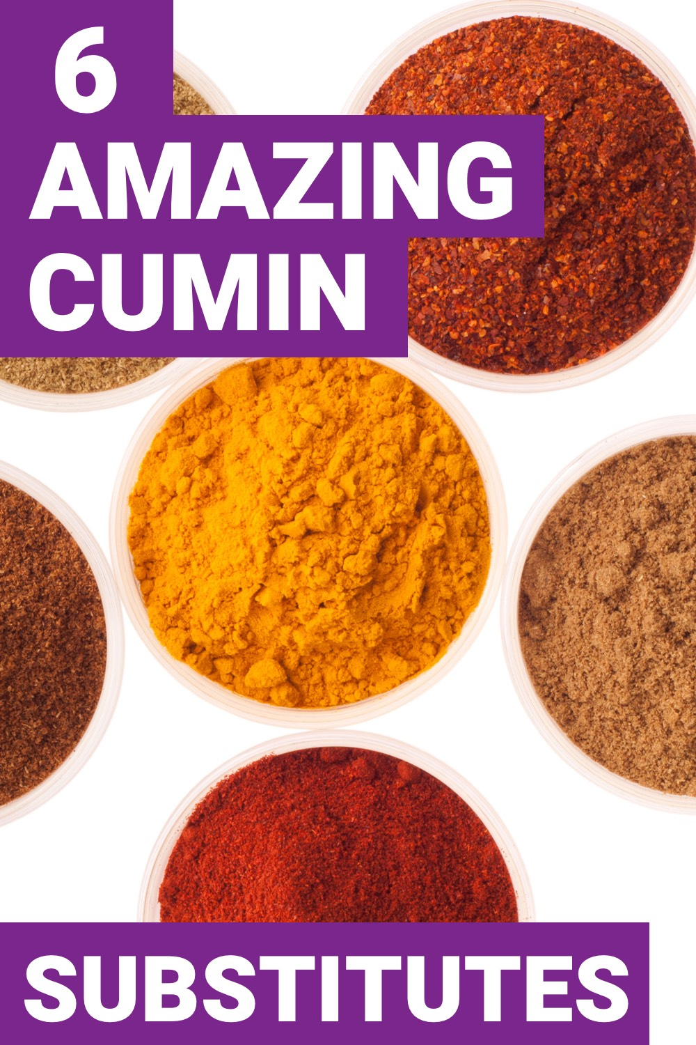 If you're looking through your spice rack for cumin and don't have any, no need to panic. Here are 6 cumin substitutes.