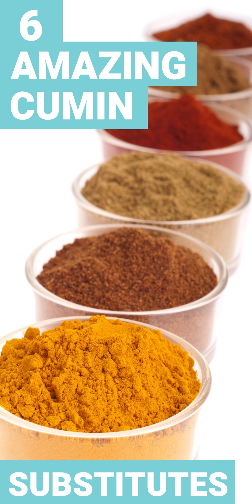 There is almost always a substitute for anything when it comes to the kitchen and food. The same holds true for spices. Here are 6 cumin substitutes for when you need one.