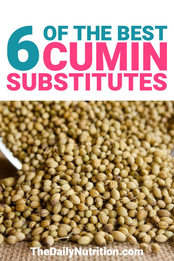 Cumin is a popular spice with a unique taste. It can be hard to find a substitute for it. Luckily, here are 6 cumin substitutes for when you need them.