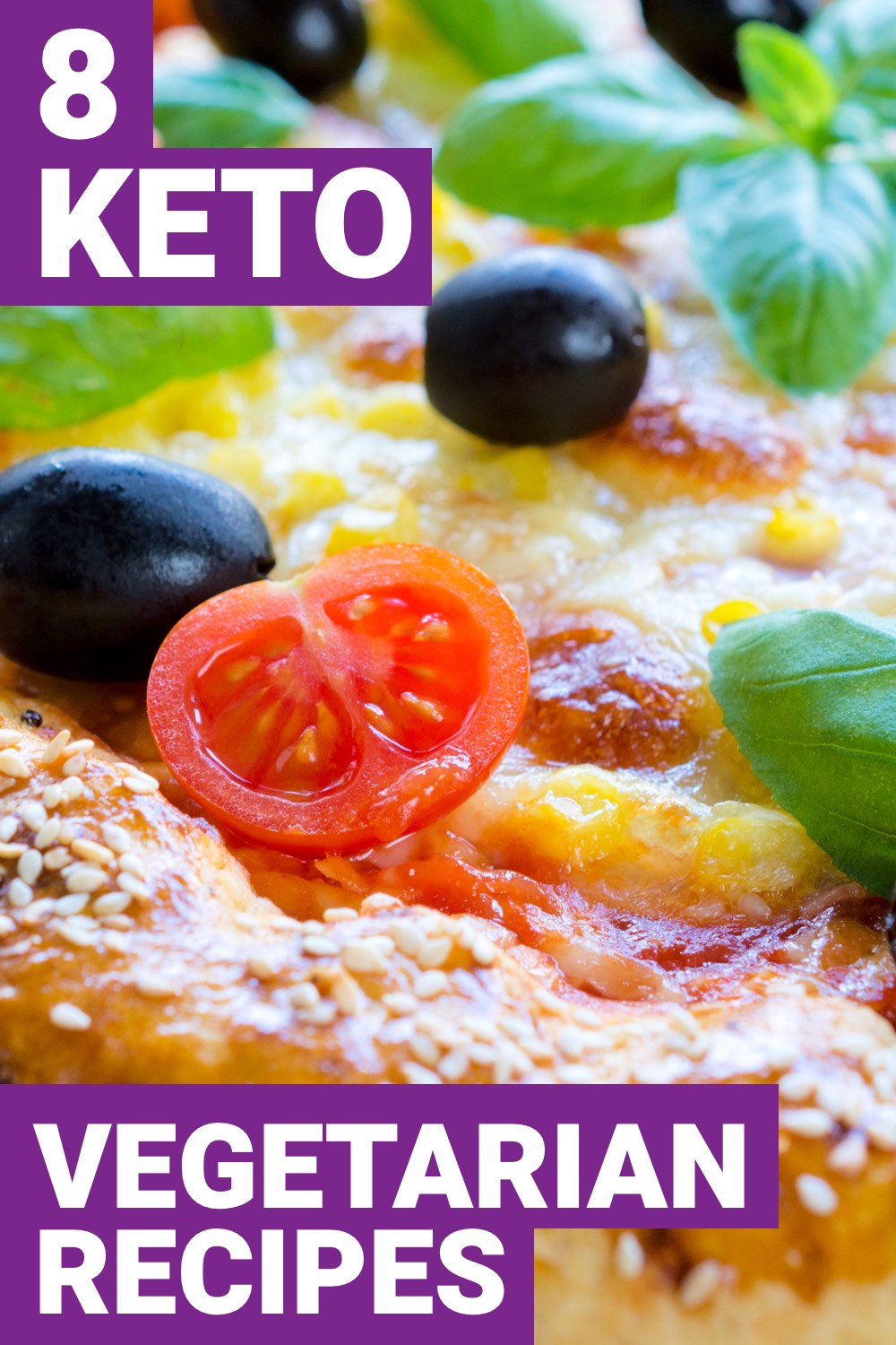 Vegetarians are going to have a lot more restrictions when they're on the ketogenic diet. Here are 8 keto vegetarian recipes that all vegetarians will be able to enjoy.