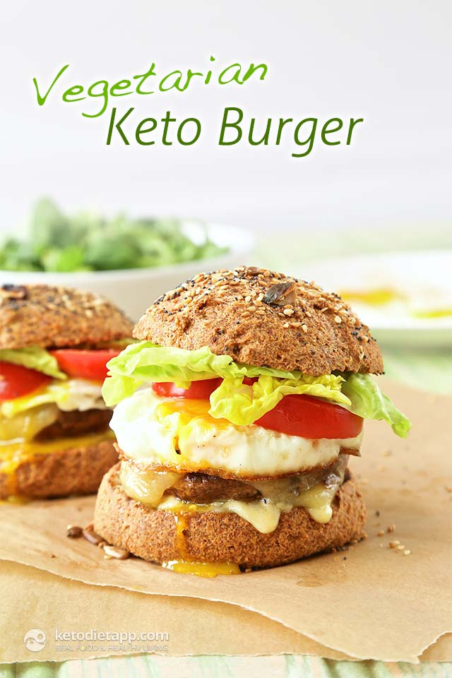 Keto vegetarian recipes