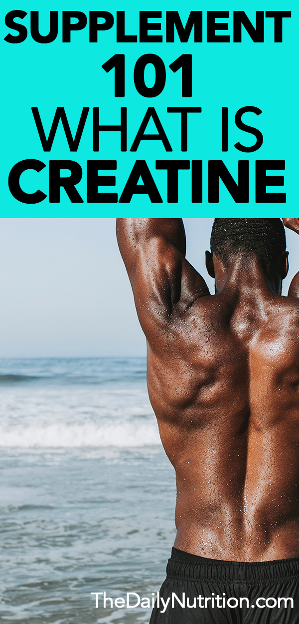 Creatine is a supplement that's used for people that want to try and gain muscles. But what exactly is creatine? What does creatine do?