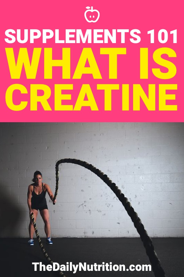 You may have heard of creatine being used as a supplement for people that workout frequently. However, what is creatine? What does creatine do?