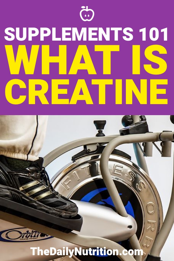 If you're thinking of using creatine it'll be helpful to know exactly what creatine is. You should also ask what are the benefits of creatine?