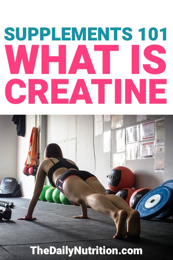 Creatine is a supplement a lot of active people use. But what is creatine? What are the benefits of creatine?
