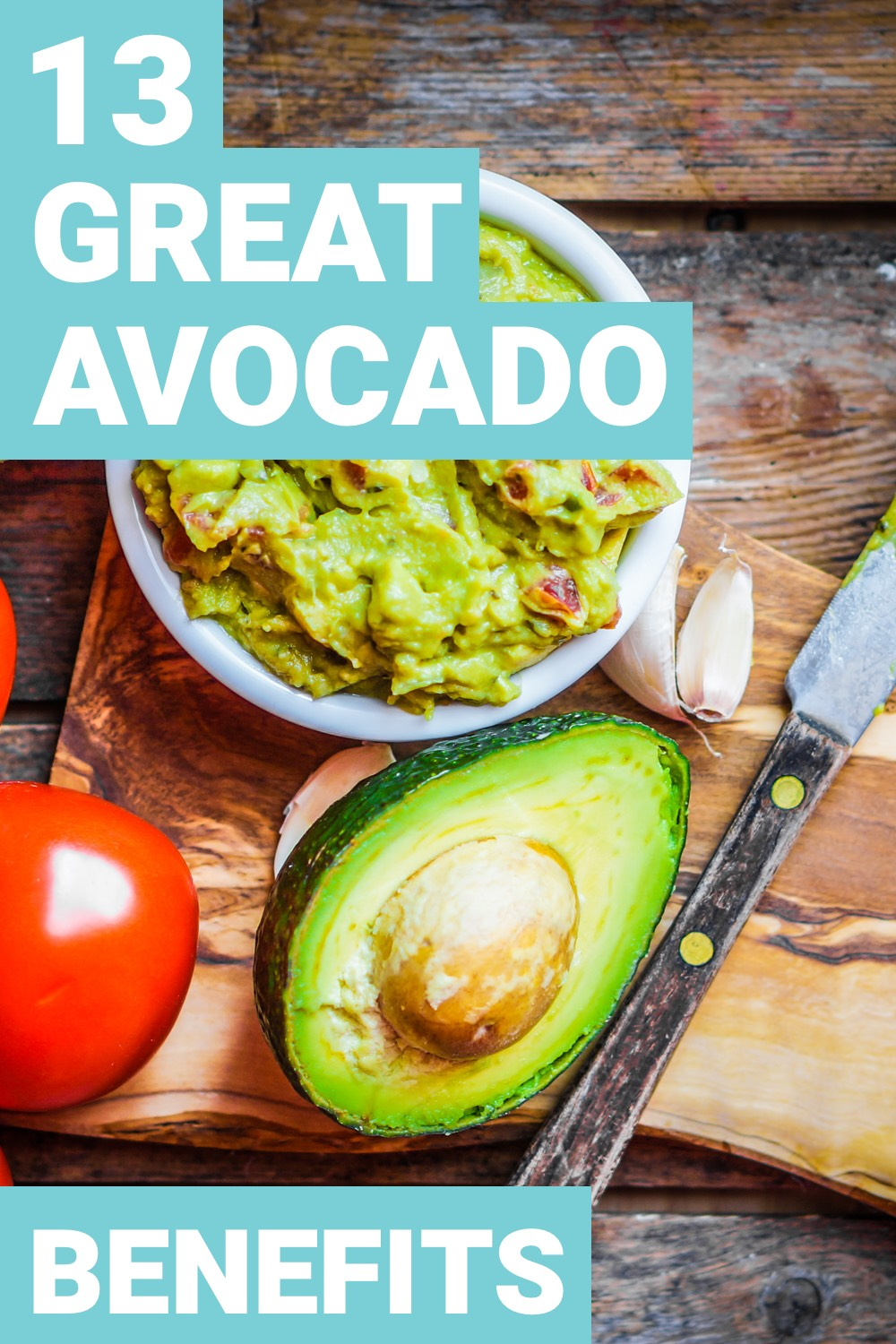 Avocados are great for anybody. But it's important to know the health benefits of avocados. Here are 13 health benefits of avocados.