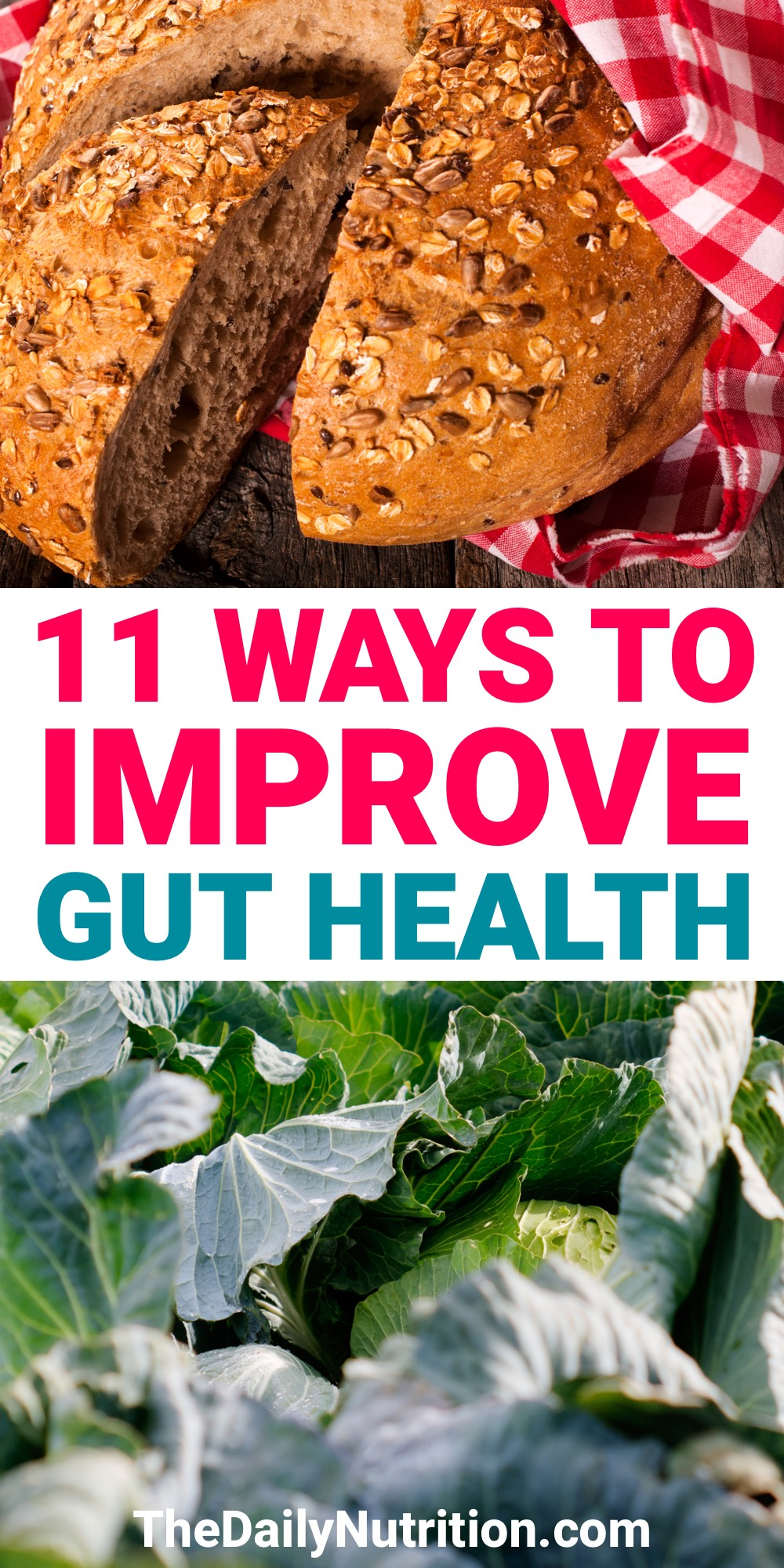 When it comes to your gut health, it can sometimes be very poor. Here are ways to improve your gut health.