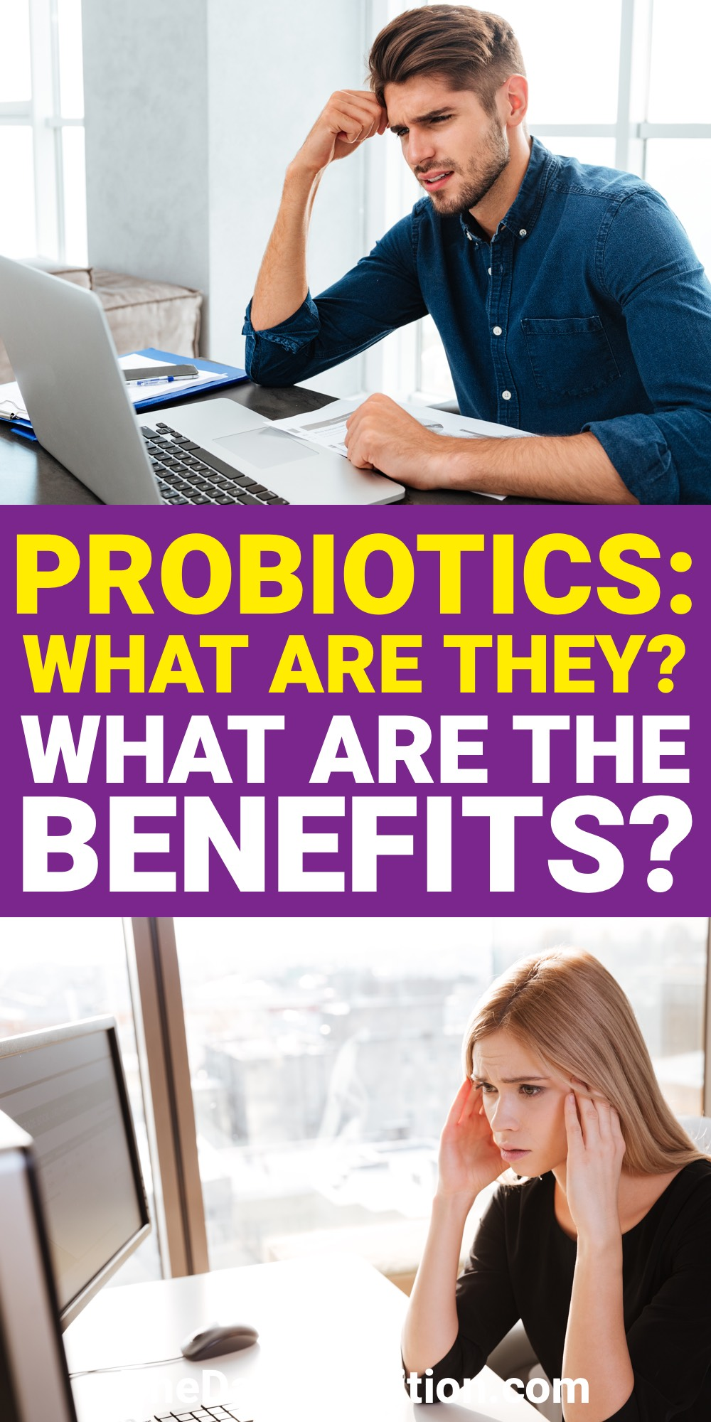 If you've heard of probiotics then you know they are good for your gut health. But what are probiotics? Are they necessary for a healthy gut?
