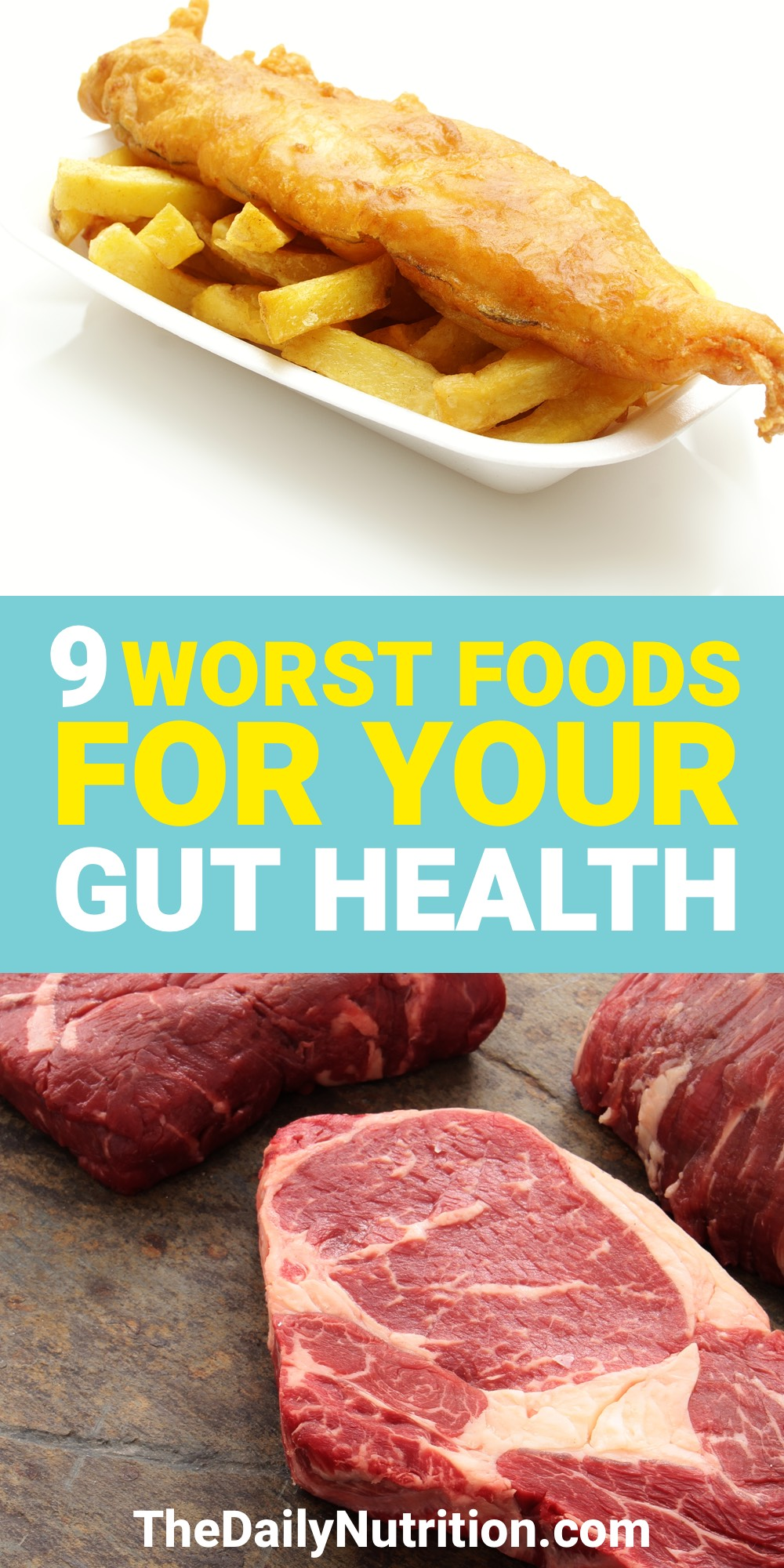 Your gut health can fluctuate based on what you eat. If you want to maintain a healthy gut, here are foods to avoid for gut health.